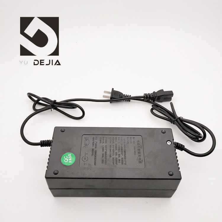 Waterproof Electric Bike Charger Replacement 220V 50HZ Input Adjustable