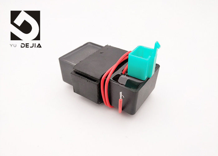High Performance Motorcycle Electrical Parts 4 Pin Cdi Box For 100cc Scooter